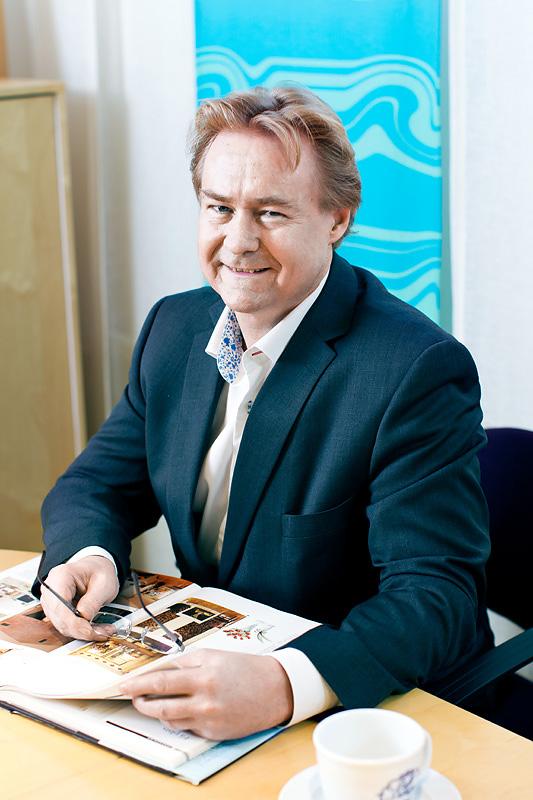 Poträttfoto Fastighetsbyran Henrik Sellin