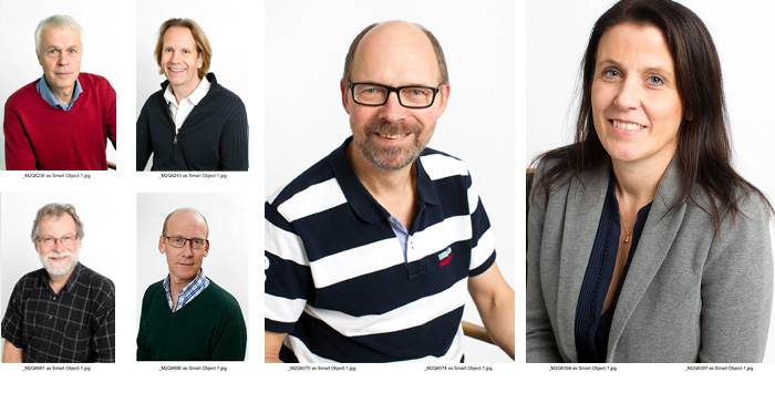 Porträttbilder Skogsvårdstyrelsen 2014