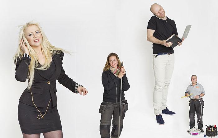 Foto egenföretagare i Stockholm.