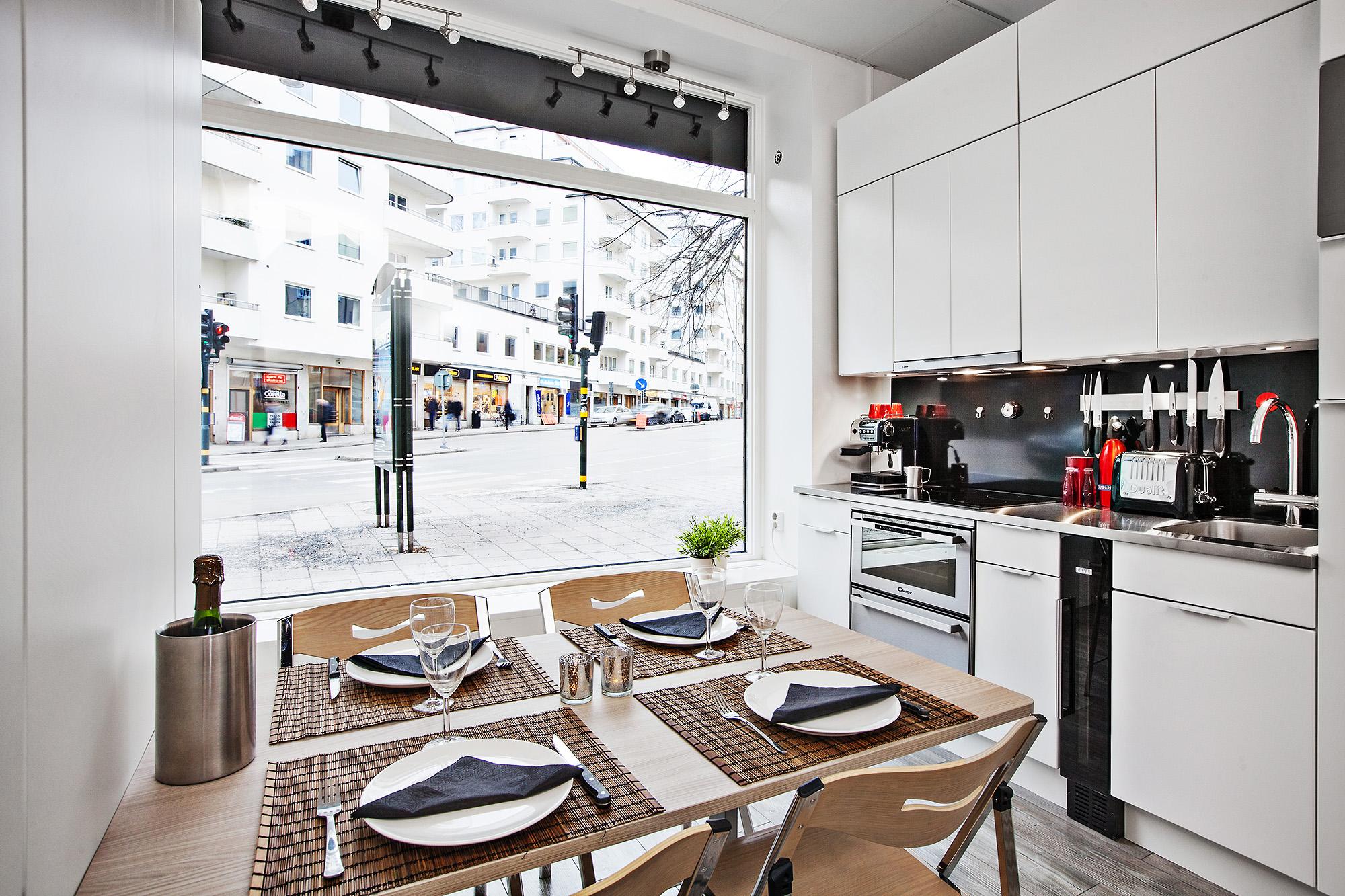 Compact Living Store Foto: Henrik Sellin